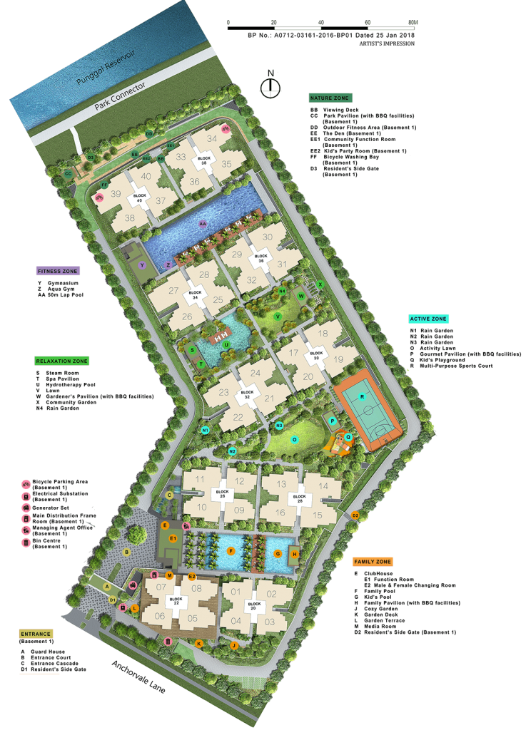 Rivercove Site Plan with labeling (smaller size) 2
